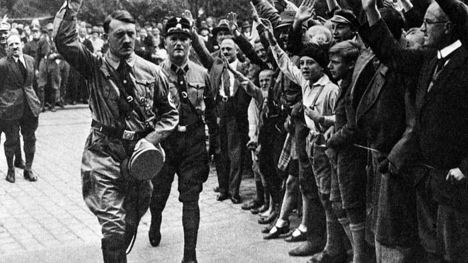 Usa Christliche Jugendorganistation Wirbt Mit Hitler Zitat