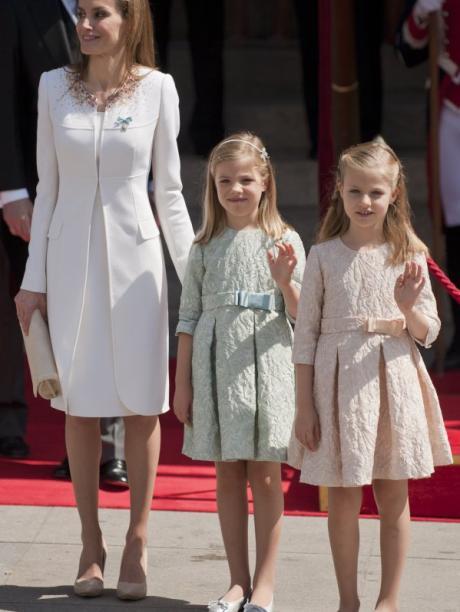 Monarchie Letizia Von Spanien Von Der Traurigen Prinzessin Zur