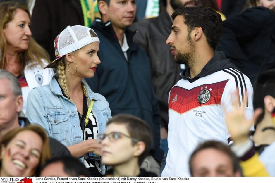 So Suss Feuert Lena Gercke Ihren Sami Khedira An Promis