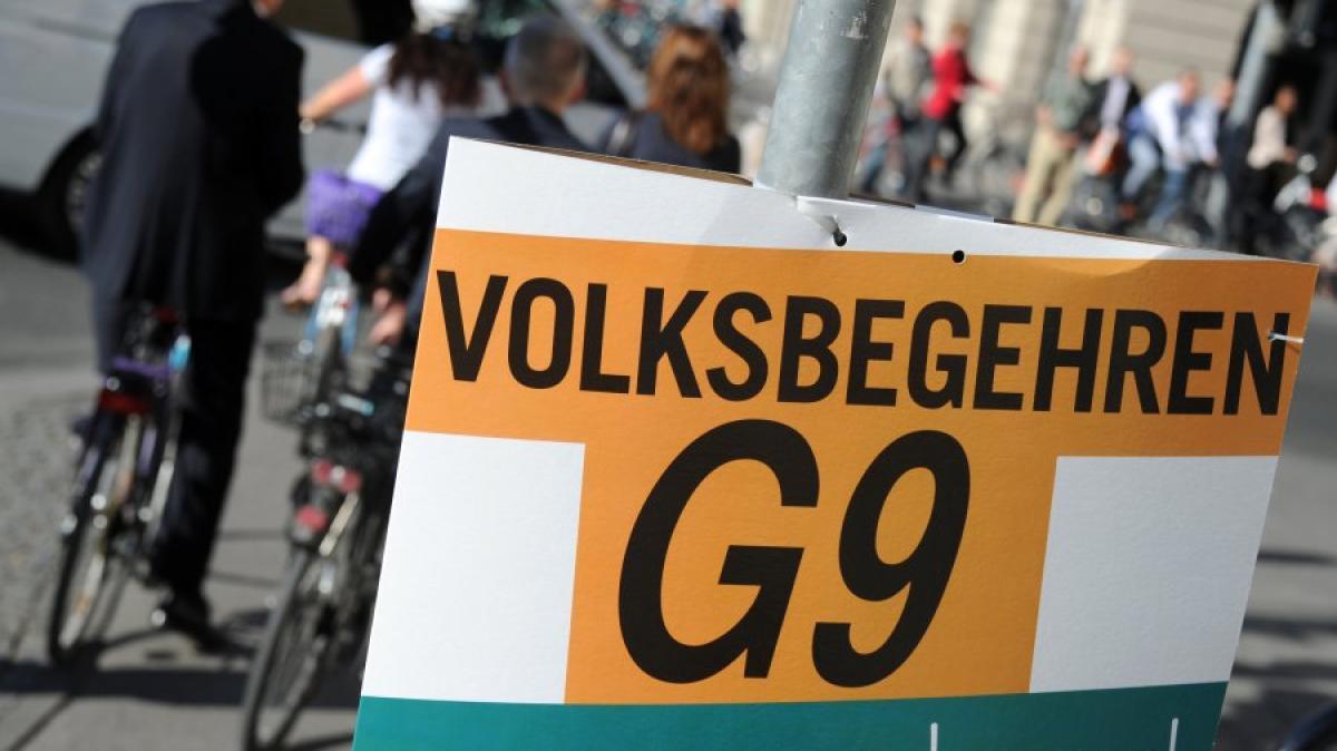 G9 In Bayern