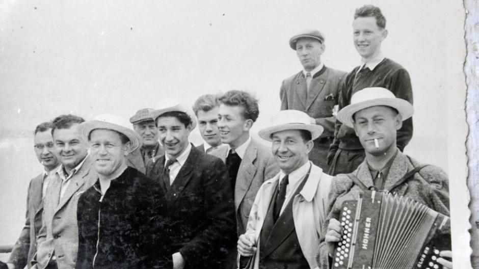 Wm 1954 Wie Ein Mindelheimer Das Wunder Von Bern Erlebte