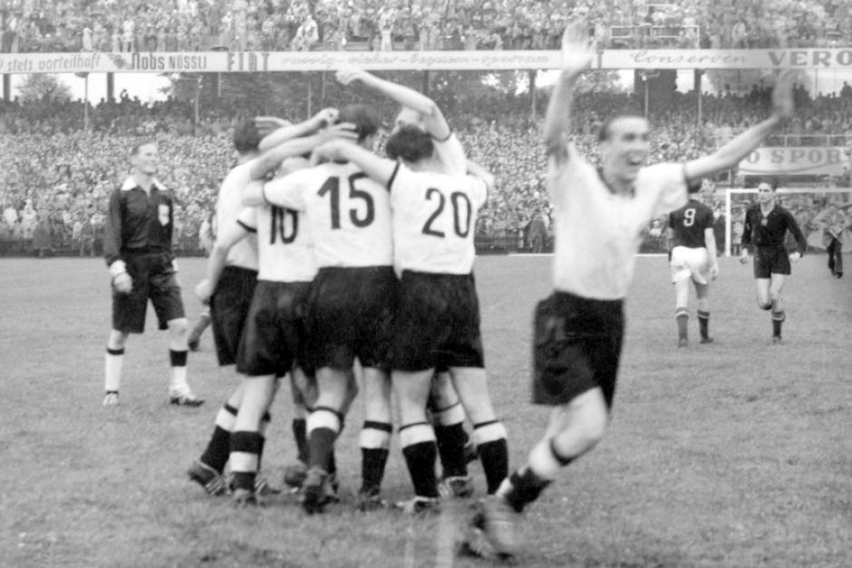 1954 1974 1990 So Wurde Deutschland Weltmeister Fussball