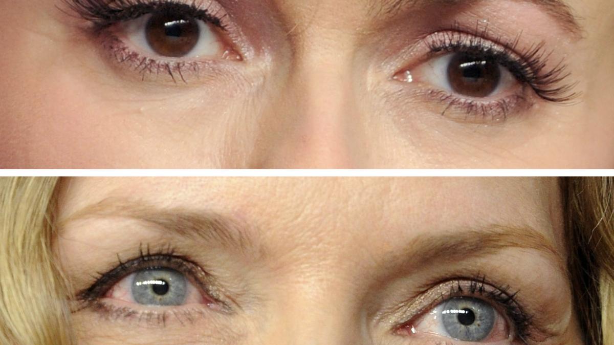 Was Bedeuten Blaue Augen