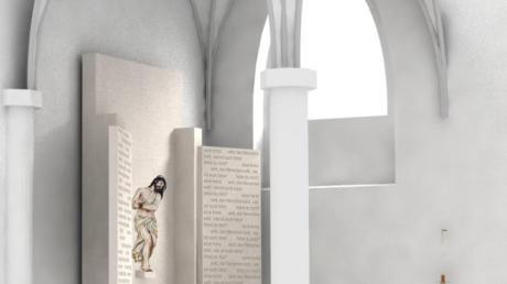 Dom neuer Sakramentsaltar