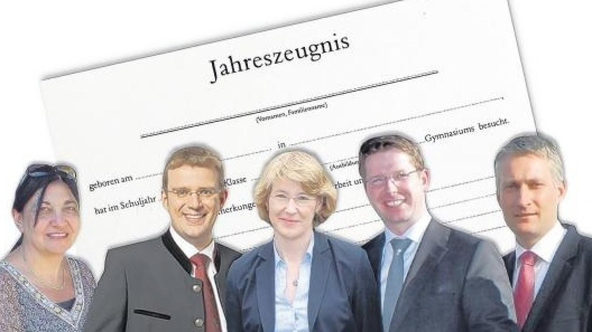 Bundestag: Das sind die Zeugnisse der Abgeordneten aus der