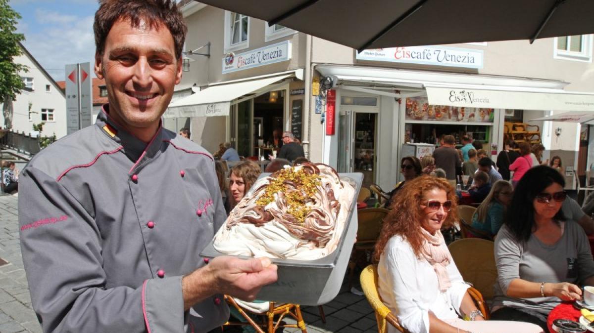 Rimini/Kempten: Eisdiele aus Kempten steht im Finale der