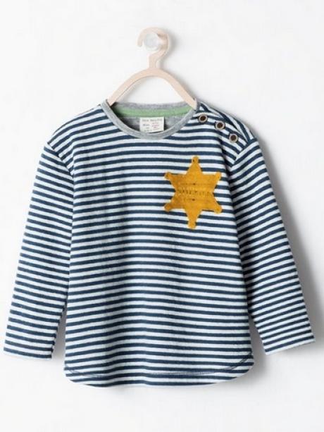 Zara: Design Skandal: Kinder Shirt bei Zara erinnert an KZ