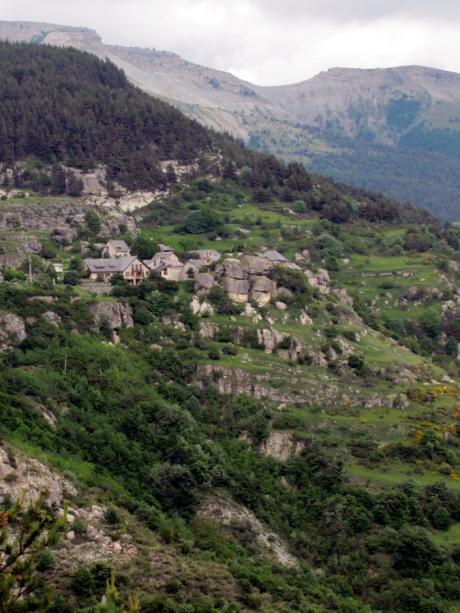 Frankreich Der Weg Zu Den Vergessenen Dörfern Der Haute Provence
