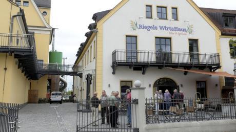 Die Brauerei Riegele plant eine neue Attraktion für Gäste.