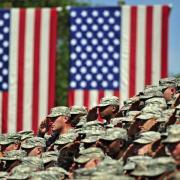 Die USAverschärfen den Ton und nennen den Kampf gegen die Terrormiliz Islamischer Staat jetzt Krieg. Foto: Stephen Morton
