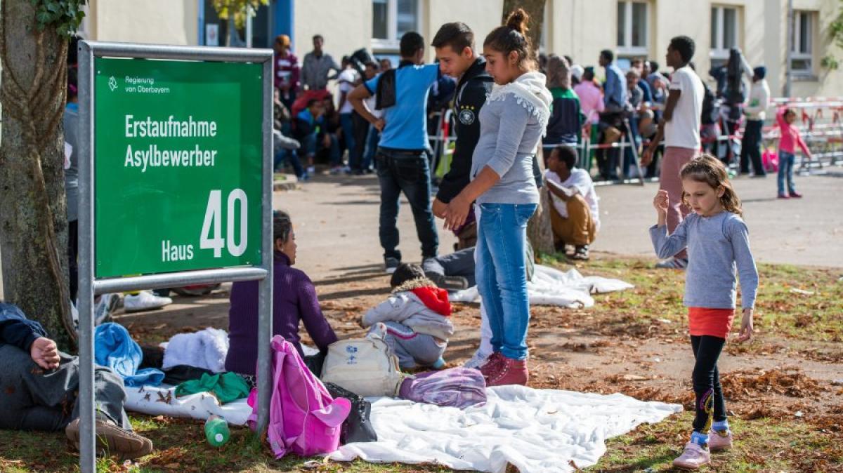 Nachrichten Flüchtlinge Bayern