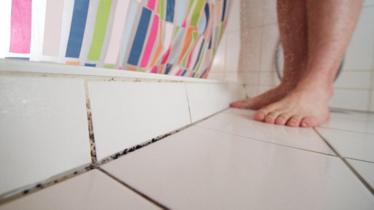 schimmel wie sie schimmel im bad entfernen und vermeiden. Black Bedroom Furniture Sets. Home Design Ideas