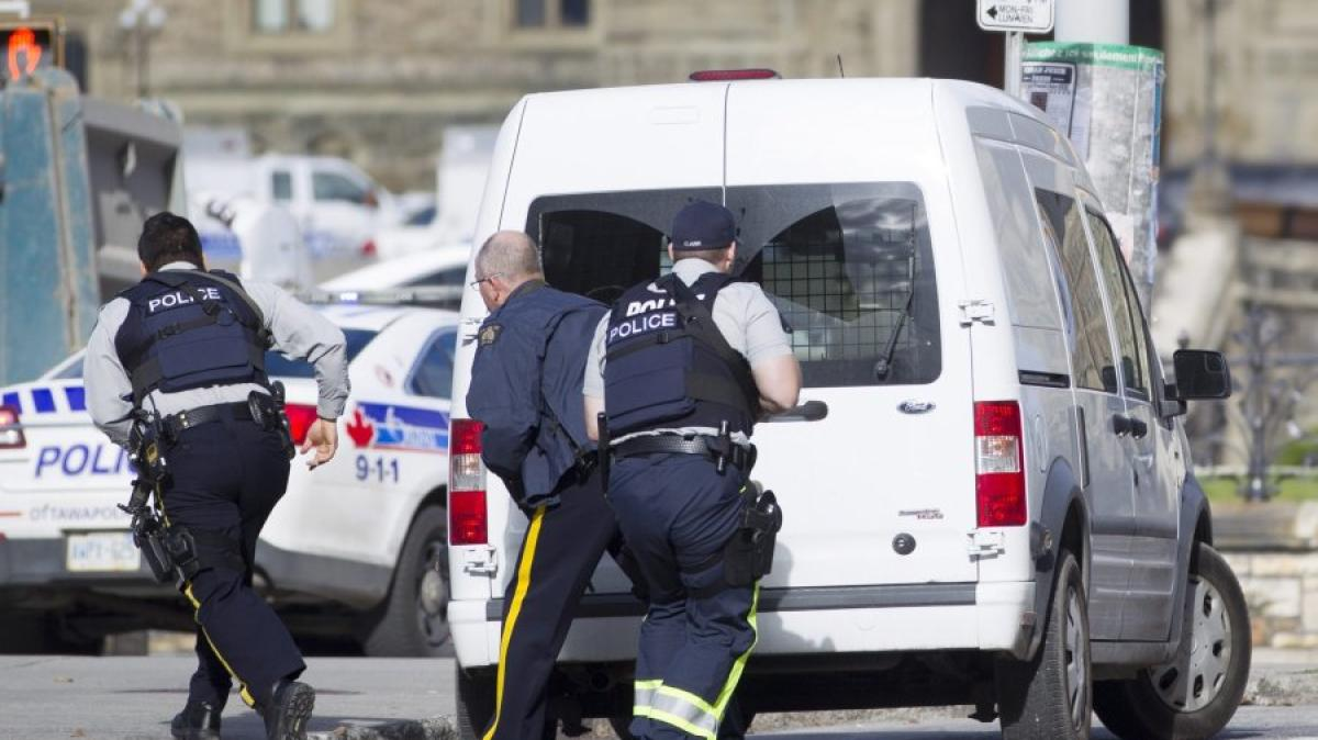 Kanada Terror