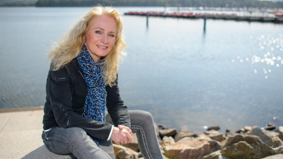 Portrat Ein Bisschen Frieden Nicole Seibert Feiert Ihren 50
