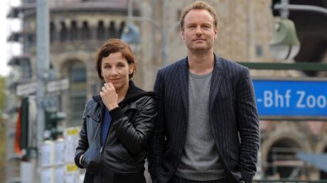 """Im Tatort """"Das Muli"""" gehen Meret Becker als Hauptkommissarin Nina Rubin und Mark Waschke als Hauptkommissar Robert Karow auf Spurensuche im Drogenmilieu. Lohnt sich die Folge?"""