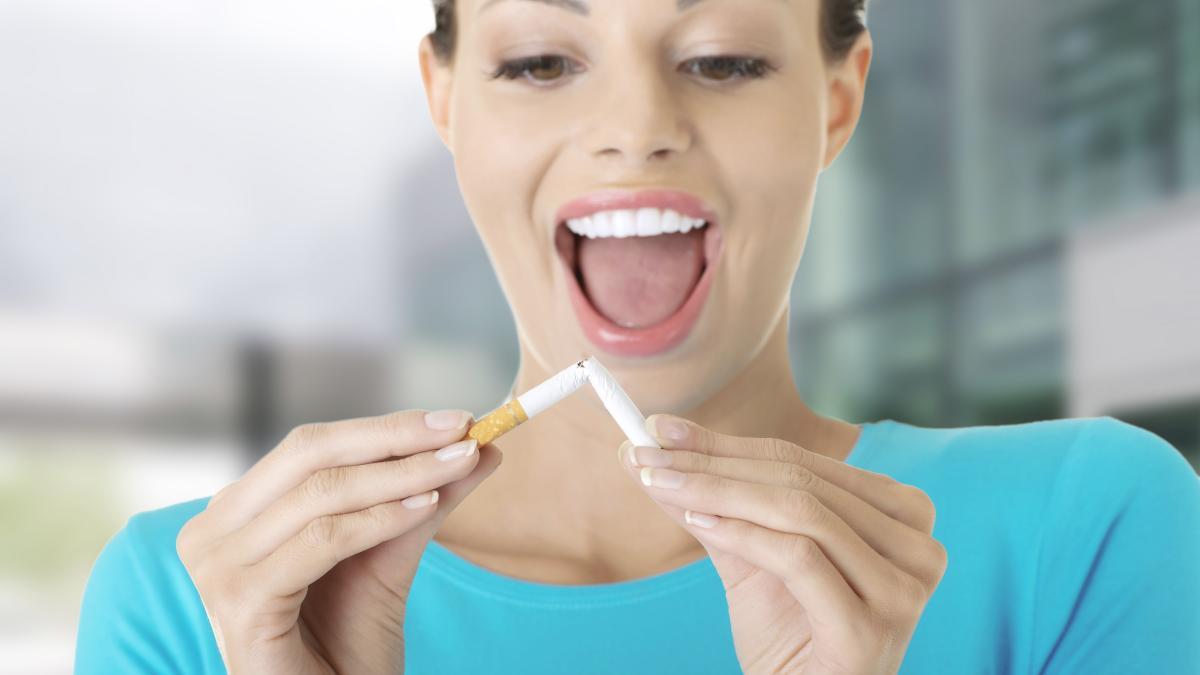 Haarausfall durch Rauchen: So kräftigen Raucher und Ex-Raucher Ihre Haare