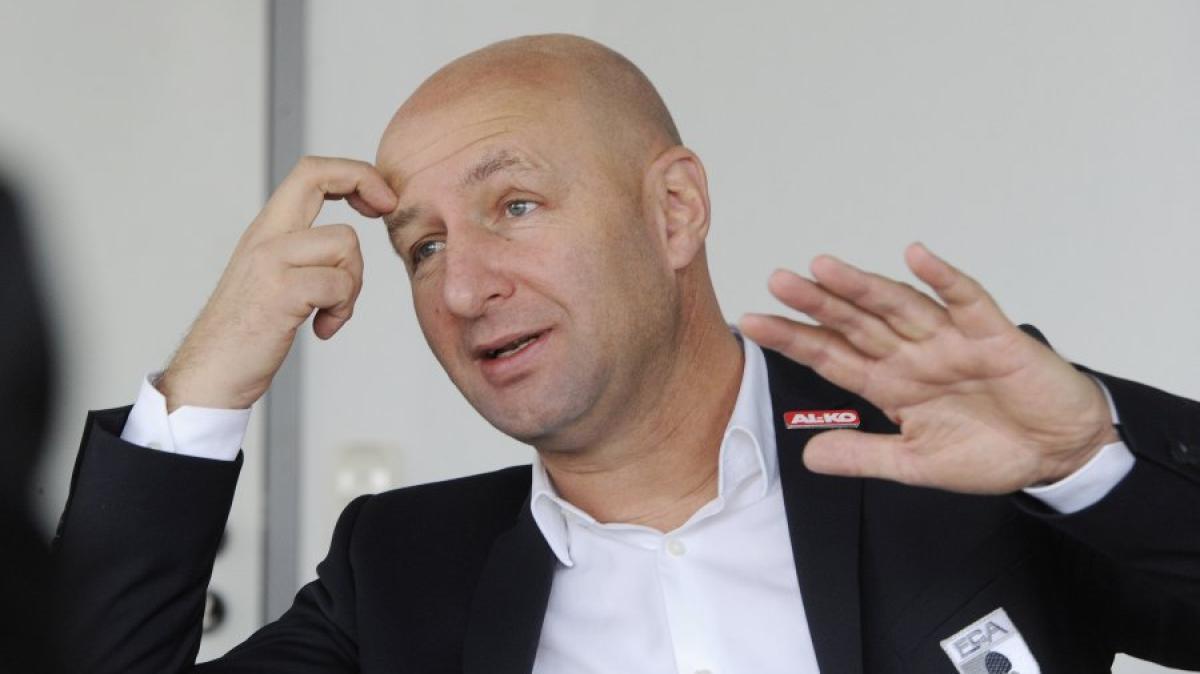 Klaus Hofmann klaus hofmann vom schlachthof in den chefsessel so tickt der neue