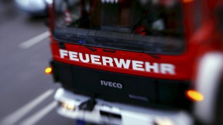 Neu-Ulm - Feuerwehr Symbolbild Feature Unfall