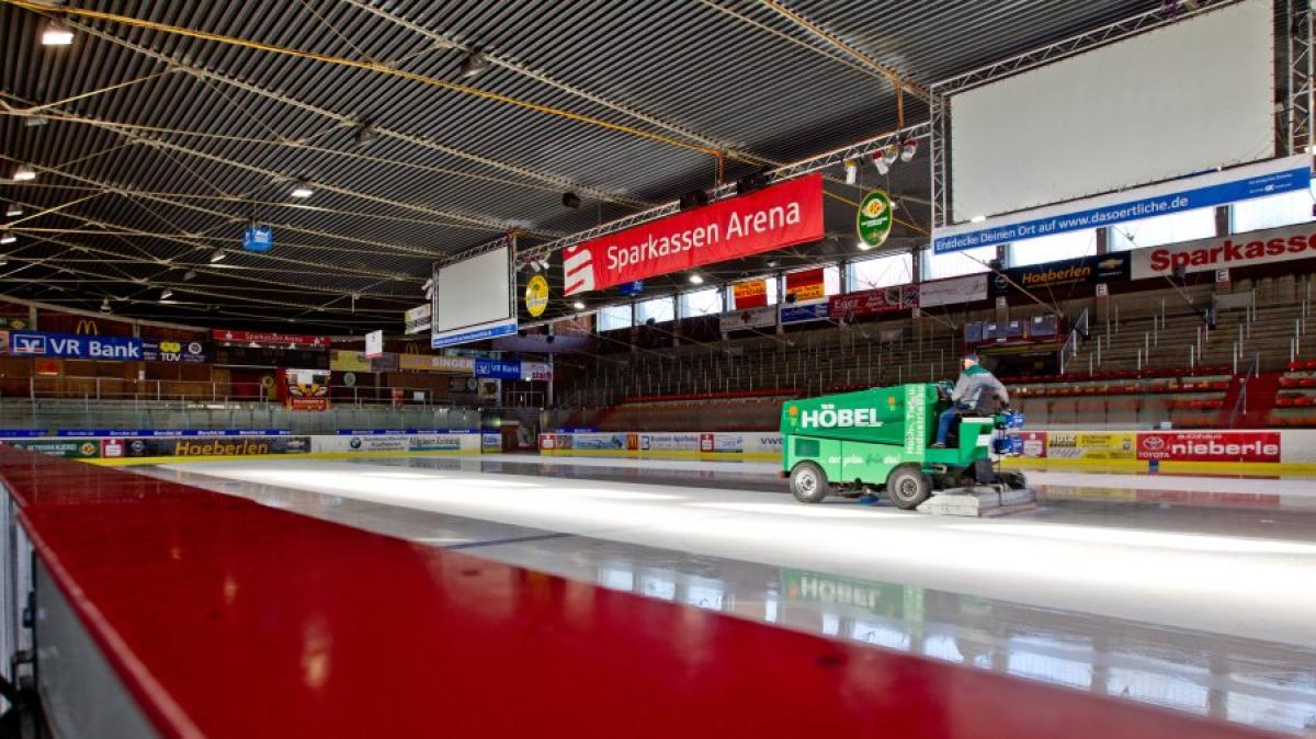 Eisstadion Kaufbeuren