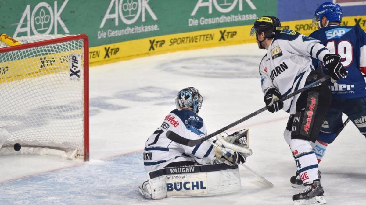 Eishockey Ingolstadt Mannheim