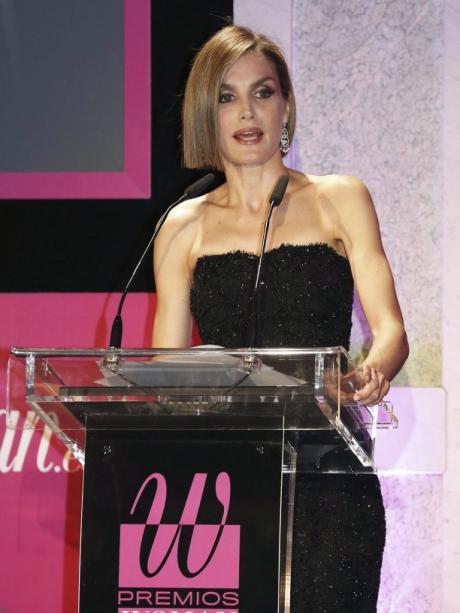 Neuer Royaler Look Spaniens Königin Letizia Hat Die Haare Schön