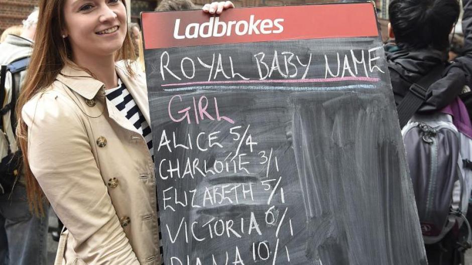 Name Royal Baby Ii Kate Bringt Ein Mädchen Zur Welt Wie Heißt Das