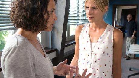 Der Zickenkrieg zwischen Lena Odenthal und Johanna Stern (Lisa Bitter) beherrschte den Tatort am Pfingstmontag.