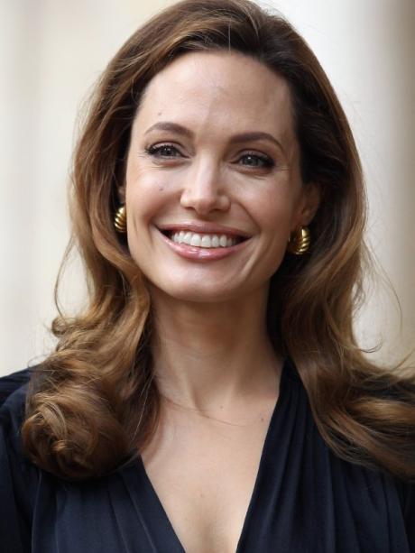 Jolie augenfarbe angelina Was Bedeuten