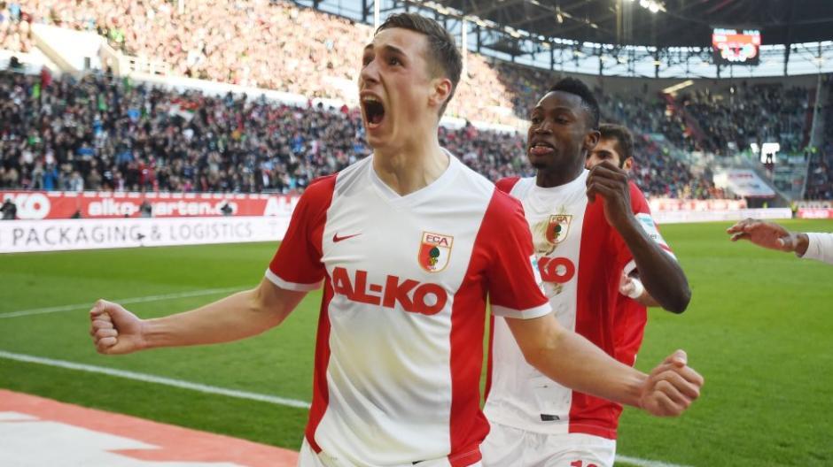 Bundesliga Spielplan 201516 Fc Augsburg Startet Daheim Gegen