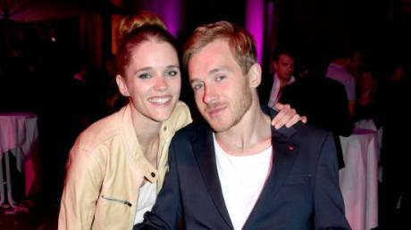 """Samuel Koch und Schauspielerin Sarah Elena Timpe """"Sturm der Liebe"""" sind nun verlobt. Archivbild"""