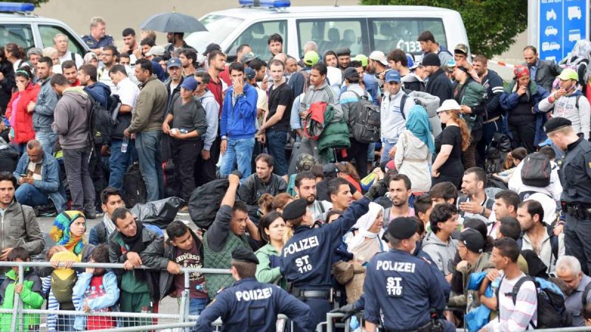 Nachrichten Flüchtlinge Ungarn