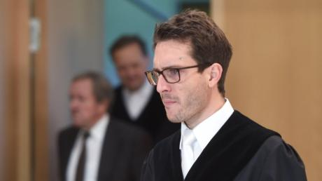Staatsanwalt Dominik Wagner sorgte im Inhofer-Prozess mit seinem Plädoyer für Ärger bei der Verteidigung.