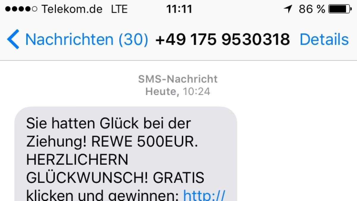 Neue bekanntschaft sms