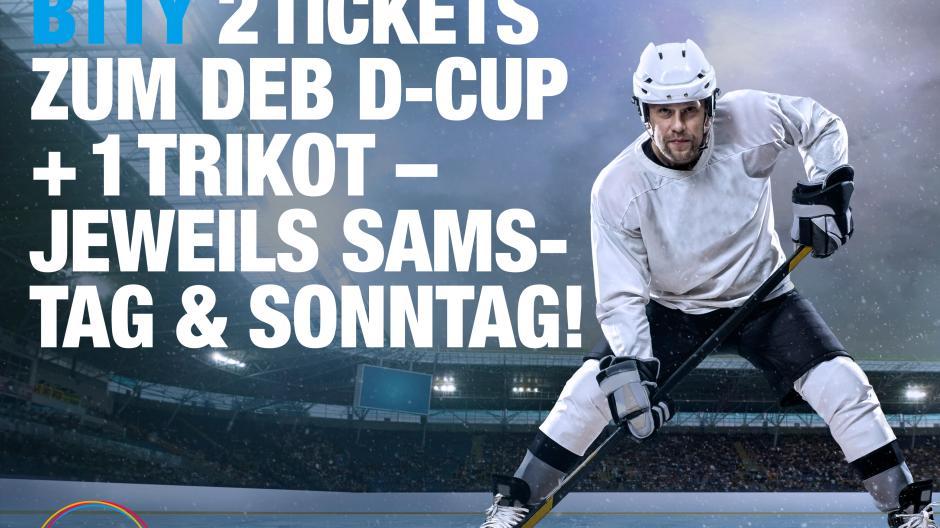 Eishockey Deutschland Cup Vip Tagestickets Und Signierte Trikots