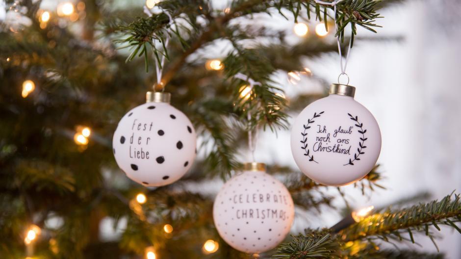 Weihnachtsbaum Schmuck So Ausgefallen Ist 2015 Der Trend Beim