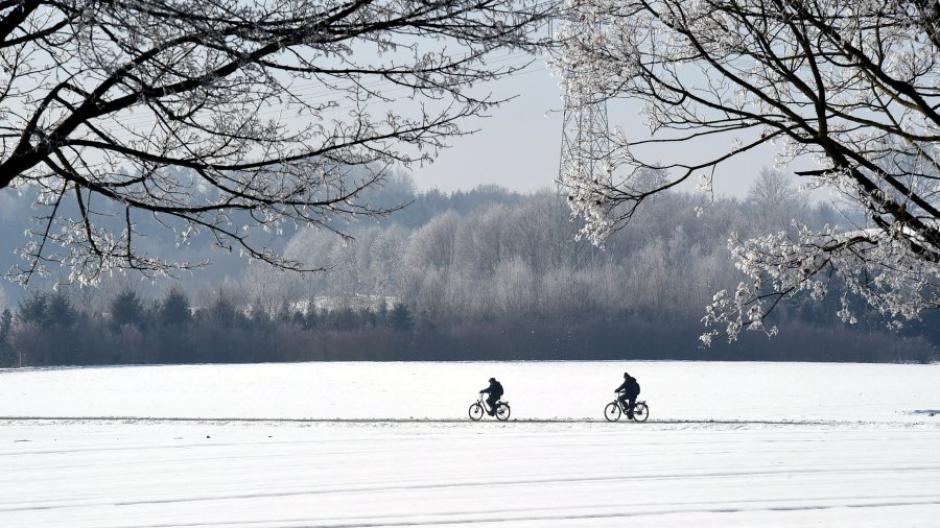 Weiße Weihnachten.Interview Mythos Weiße Weihnachten War Früher Mehr Schnee