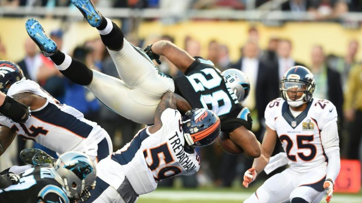 Super Bowl Wiederholung
