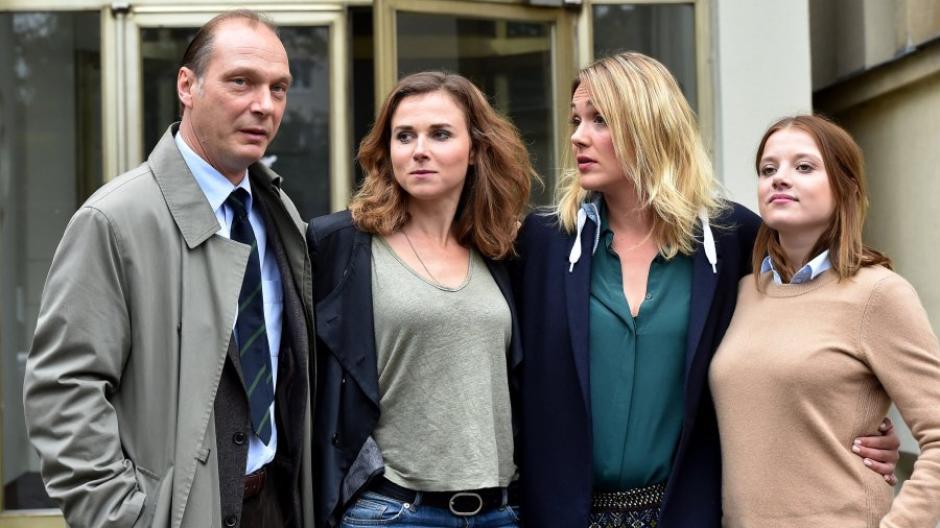 Schauspieler Drei Frauen Für Dresden Das Ist Das Neue Tatort Team