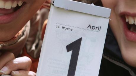 """""""April, April!"""" Wer diesen Satz am 1. April hört, ist höchstwahrscheinlich auf einen April-Scherz hereingefallen."""