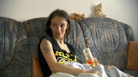 <p>Steffi Kallenbach lebt weiterhin von Hartz IV und erwartet ihr sechstes Kind. </p>