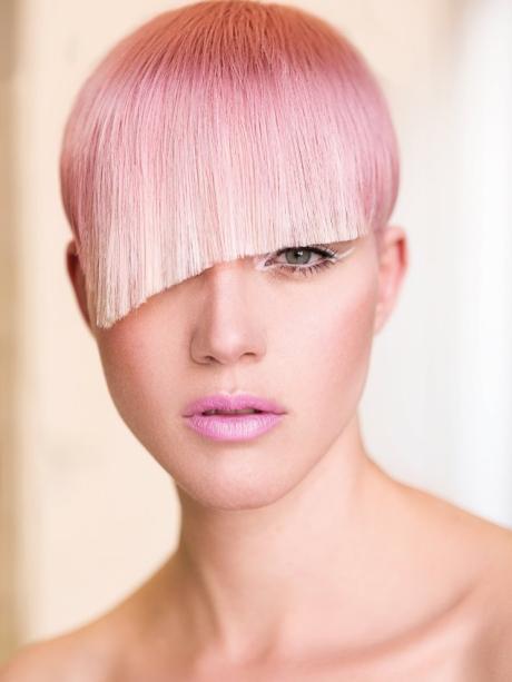 Trend Pink Und Popper Das Sind Die Frisurentrends Fur Den Sommer
