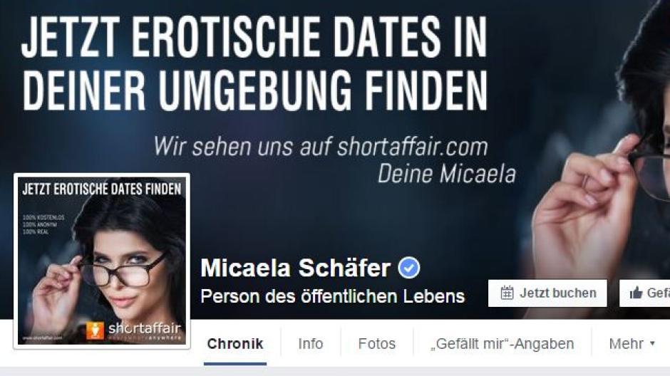 Sex micaela schäfer hat Micaela Schäfer