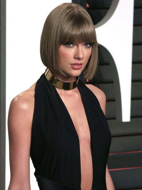 Sängerin Neue Frisur So Sieht Taylor Swift Nicht Mehr Aus