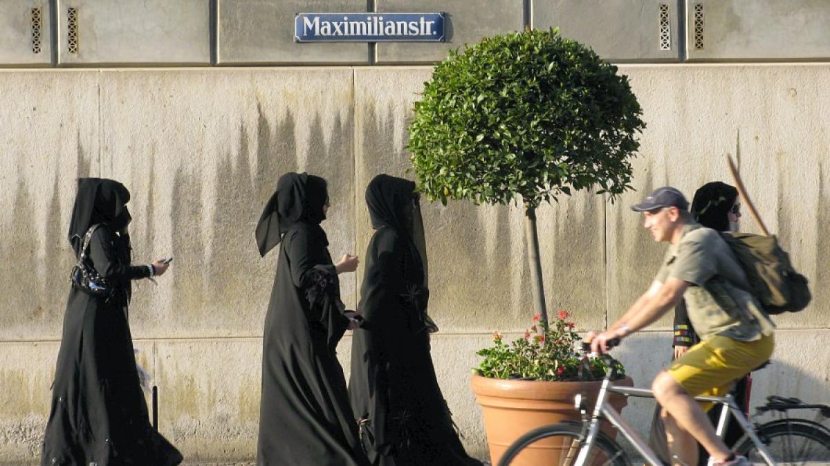 Reiche frauen kennenlernen in münchen
