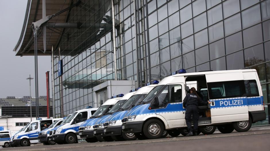 Hannover Kot Und Blut Polizisten Ekeln Sich über Unterkunft Bei