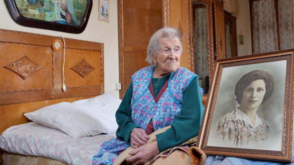 Italien 117 Jahre Altester Mensch Der Welt Feiert Geburtstag