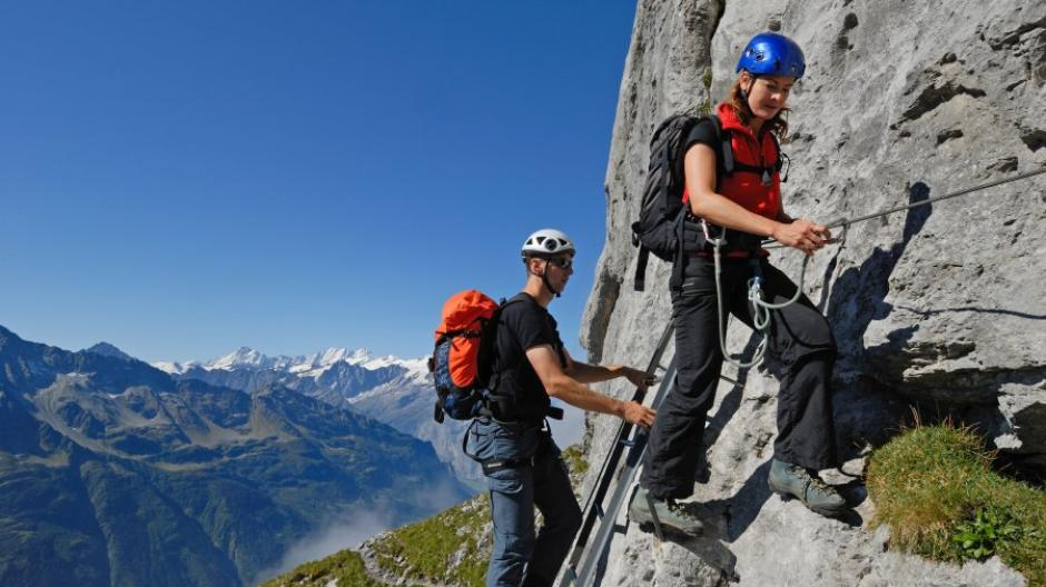Klettersteig Deutschland : Klettern und wandern besondere klettersteige wanderwege in
