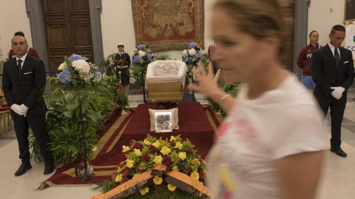 Beerdigung Von Bud Spencer