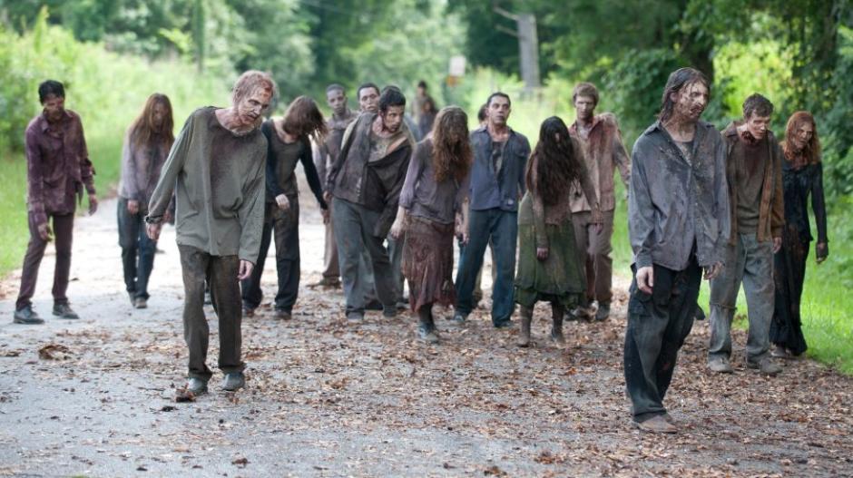 The Walking Dead Im Fernsehen