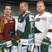 Die Augsburger Panther starten erneut ohne festen Trikotsponsor in die Saison.
